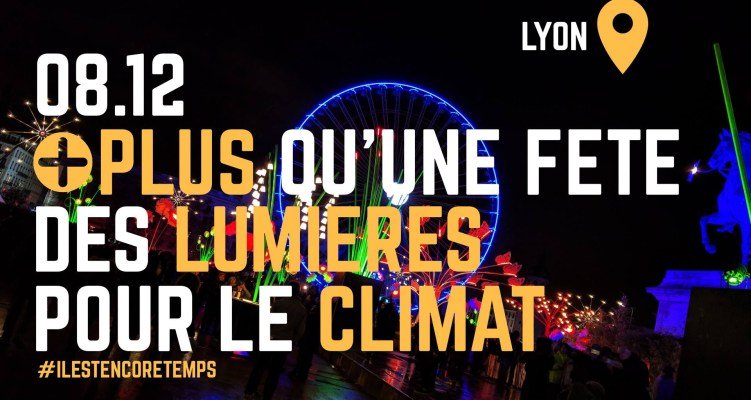 Le 8 décembre, la 3ème marche climat sonne l'alarme climatique !