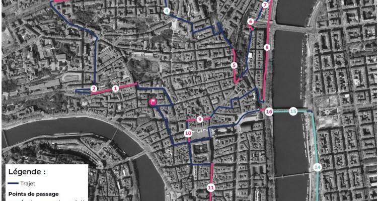 Elections 2020 : Participez à visite à vélo de Lyon 1er avec les candidats