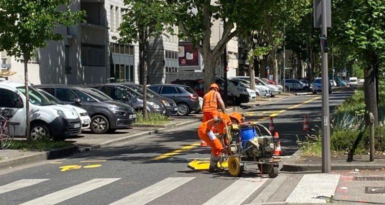 Communiqué : La Ville à Vélo félicite la Métropole et le SYTRAL pour le Plan Vélo d'Urgence, et appelle les maires de la métropole à y prendre part