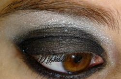 make up total black
