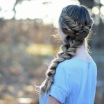 Braided Styles for Round Faces