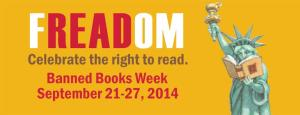 banned books week 2014 graphic