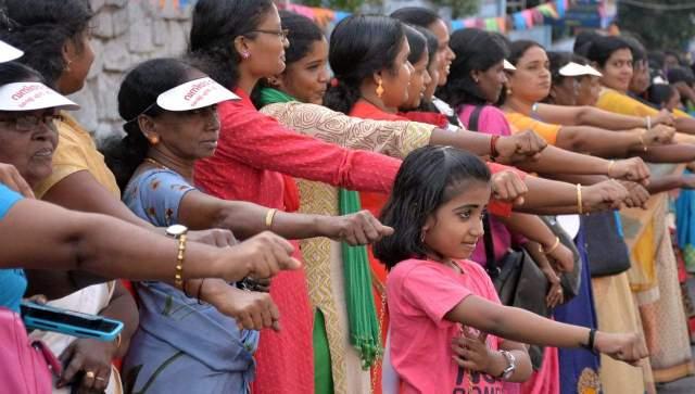 women wall new Indian Express