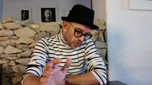 Ainhoa presenta su nuevo disco en LaVisita con Jabier Calle desde Larruzz Bilbao (10)