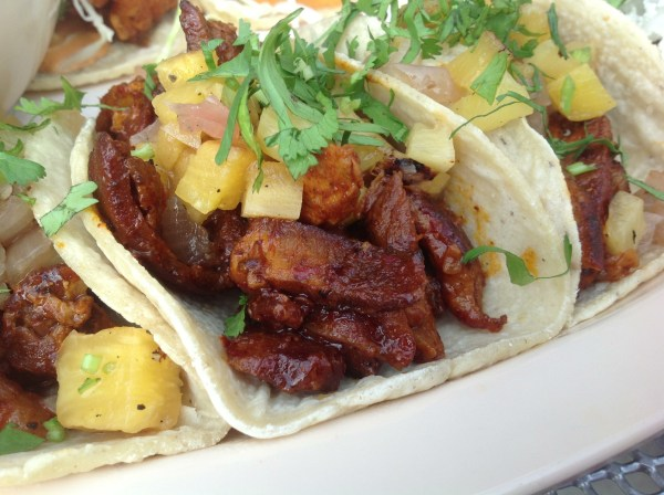 Taco al pastor at Big Star, 1531 N Damen Ave, Chicago