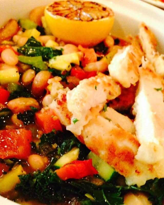 Pollo Abruzzi: Deliciosa y Sana Opción del Nuevo Menú de Olive Garden Foto: Brenda Storch