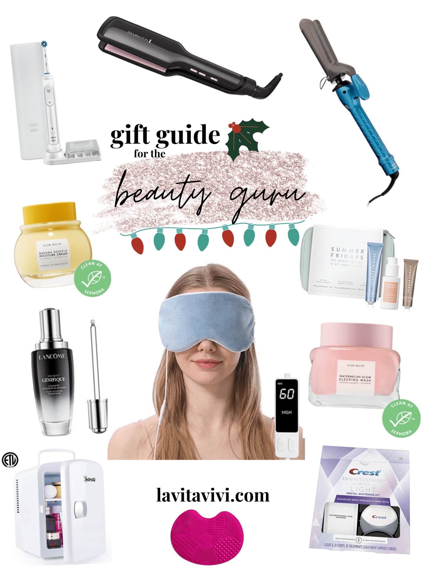2020 HOLIDAY GIFT GUIDE: FOR THE BEAUTY GURU