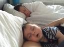 Like Father, like son ;)