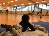 Basketballliebe