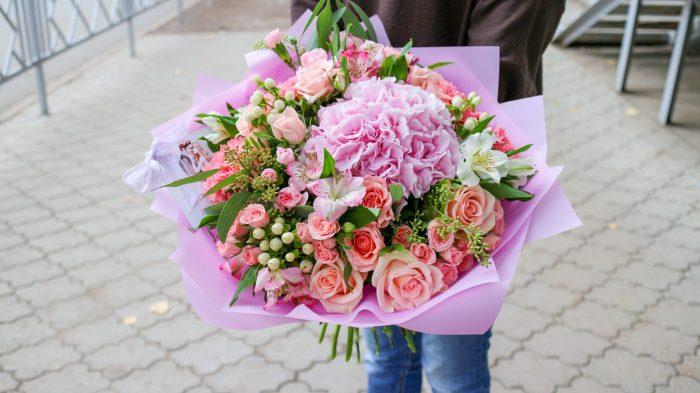 Доставка цветов Уфа