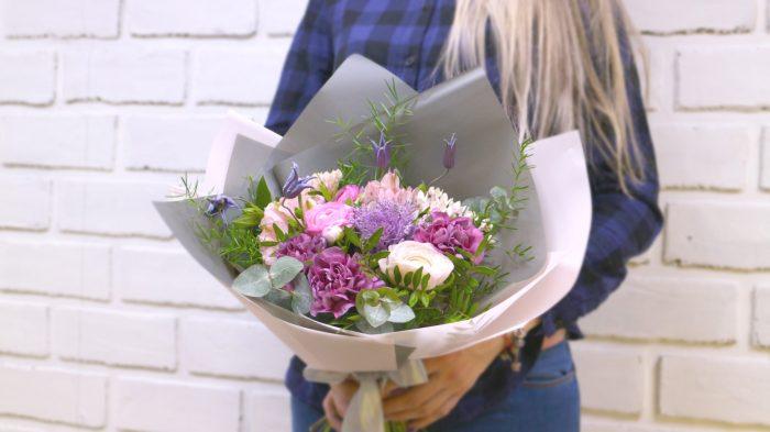 Купить цветы уфа
