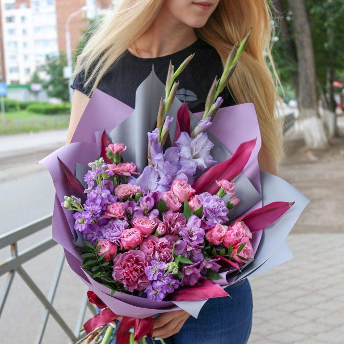 Цветы уфа доставка