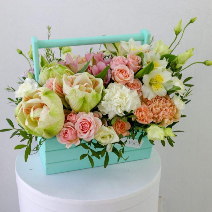 Купить цветы в Уфе