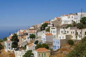 Посещение вулканического острова Нисирос, менее известной жемчужины в Греции