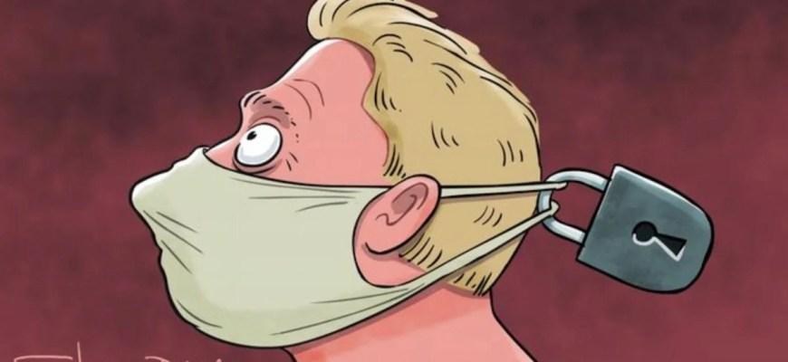 Что делать если не продают продукты без маски