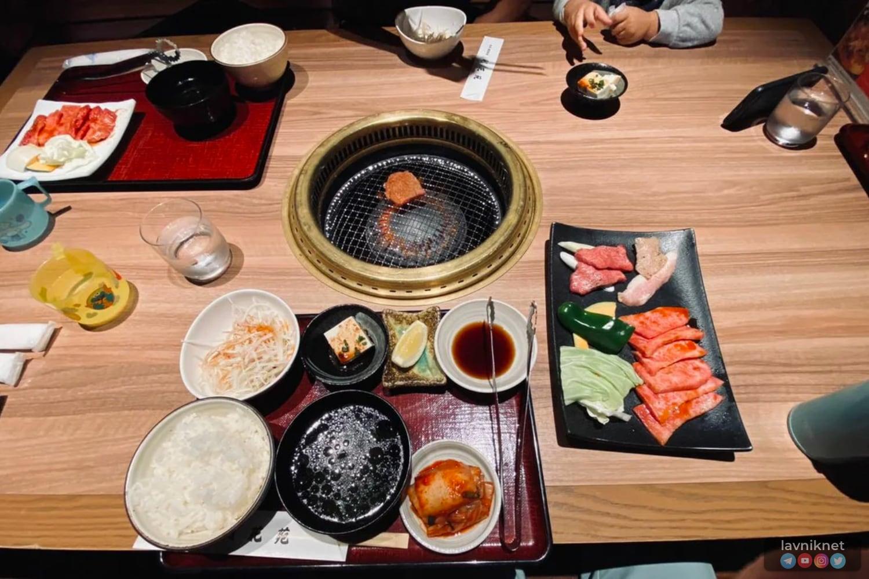 Что такое ресторан Якинику