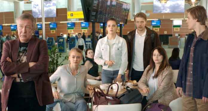 Сериал «Полет» предсказал, как в будущем будет вести себя Михаил Ефремов. Его герой также жаловался на потерю памяти