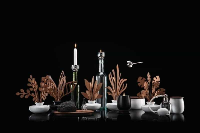 ALESSI The Five Seasons_by Marcel Wanders