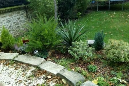 Le jardin de Mélana