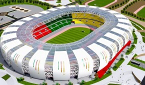Yaoundé_Olembe Stadium