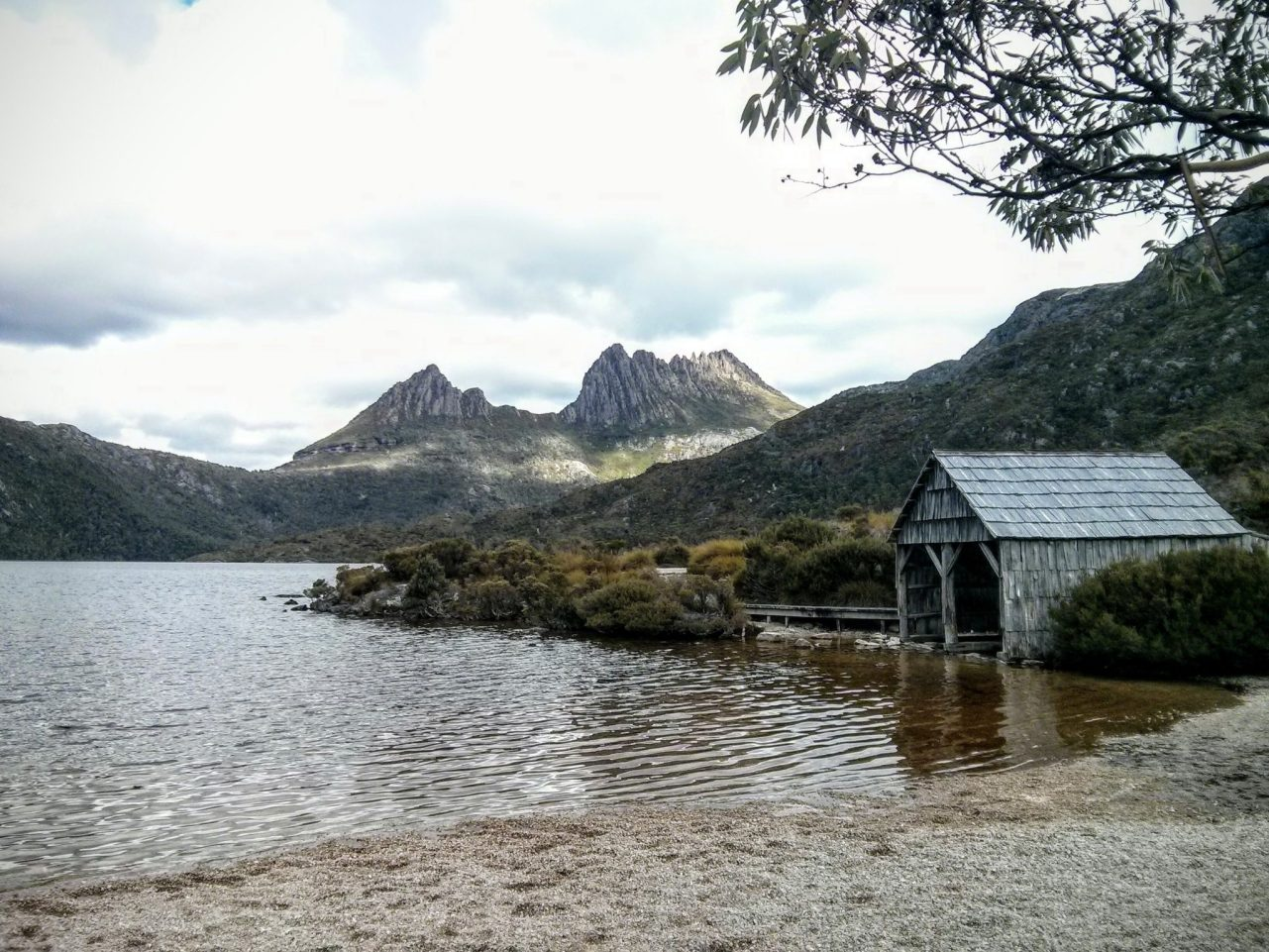 Cradle Mountain e Dove Lake, Tasmania