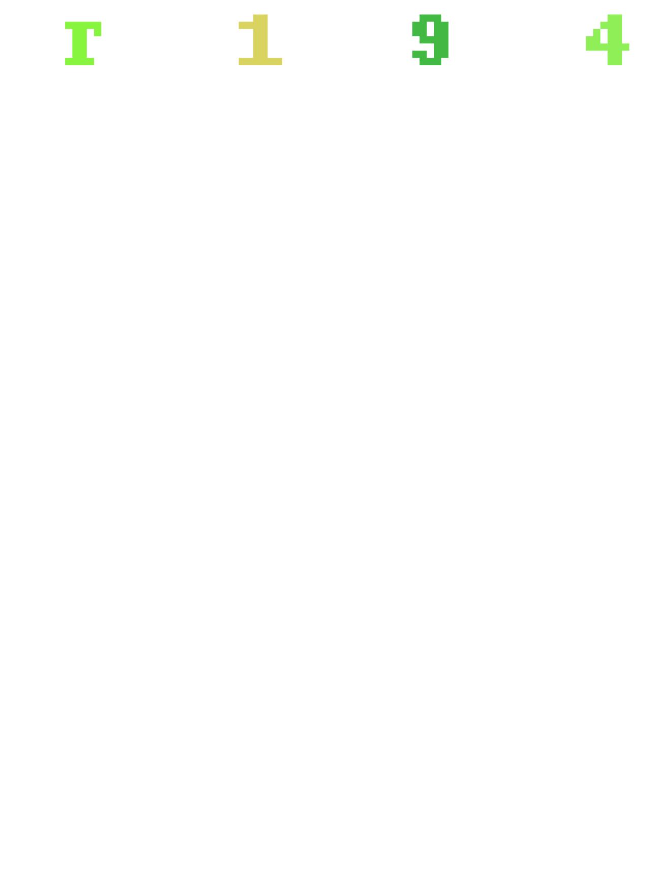 Vista dall'aereo.