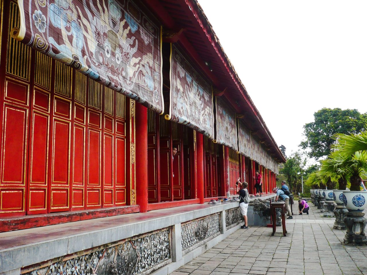Hung Mieu Temple, Hue