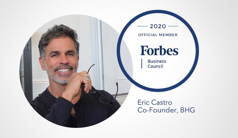 Eric Castro, co fundador de BHG se suma a Consejo…