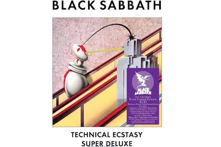 Black Sabbath reedita álbum de 1976