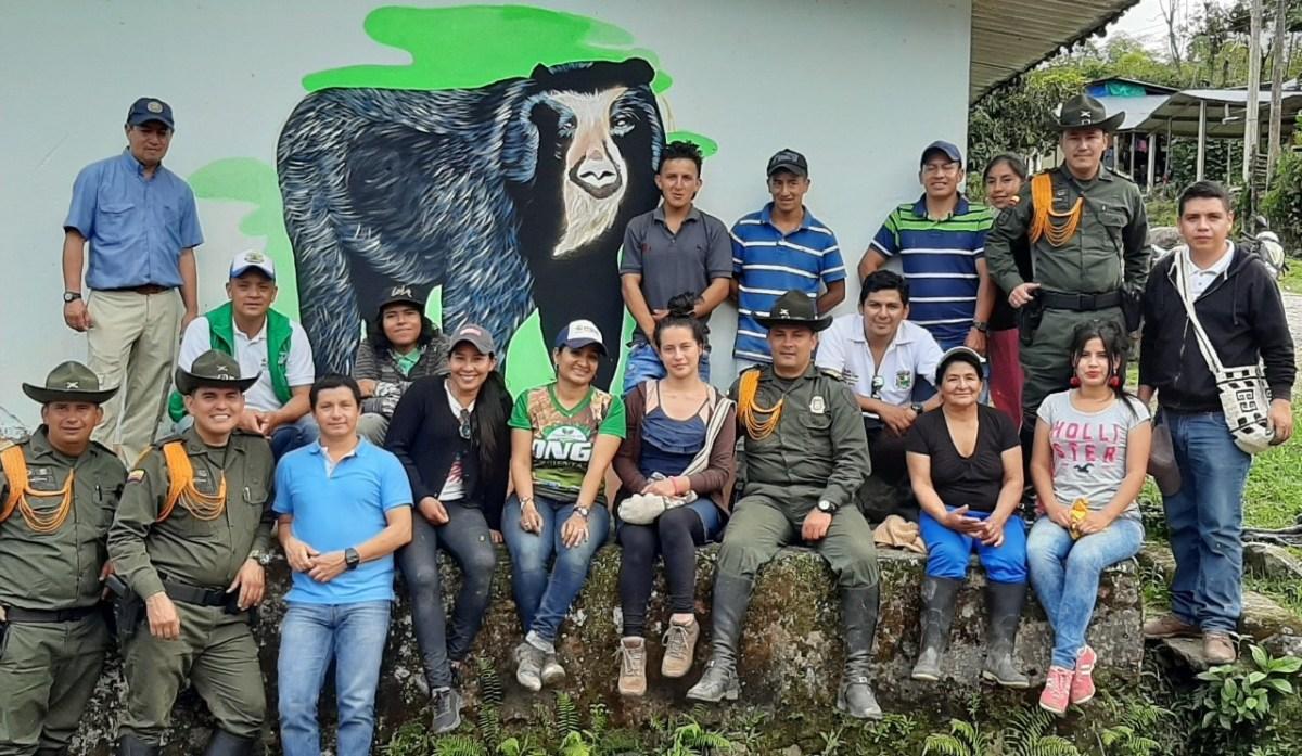 Inició en San Agustín el IV Festival del oso andino y la danta de montaña - Noticias