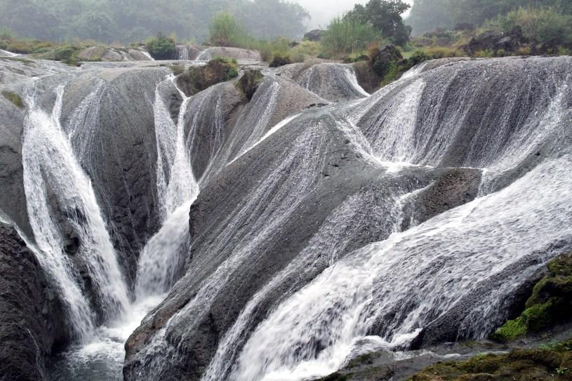 Cataratas de Yinlianzhuitan