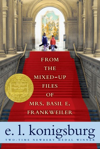 100. The Confusing Files of Mrs. Basil E. Frankweiler