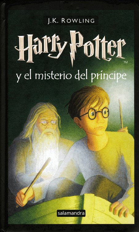 77. Harry Potter and the Half-Blood Prince