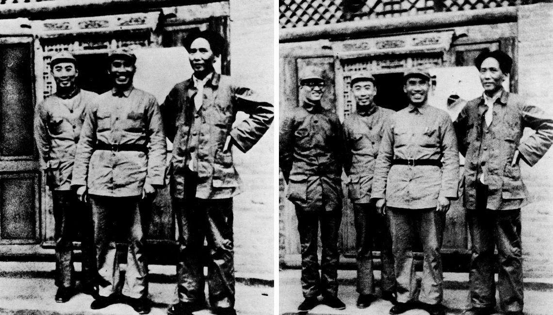 las fotografias historicas retocadas cuando no existia el photoshop 13