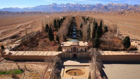 Los Qanats Misteriosos Agujeros que hacían los Persas