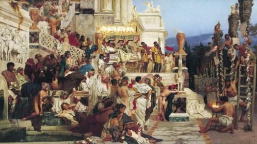 Extrañas y Temidas Leyes de la Antigua Roma