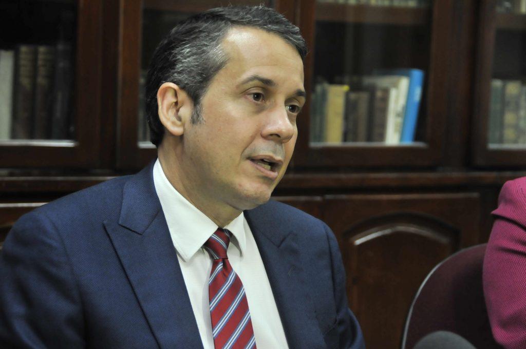"""(Audio) Orlando Jorge Mera: """"Es mejor tener esta Ley de Partidos que no tener nada"""""""