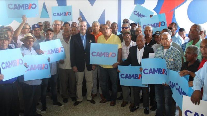 Abinader promete mayor inversión en cuerpos a cargo seguridad ciudadana