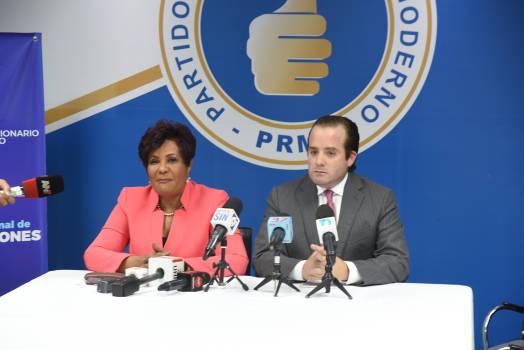 Josefa Castillo y José Ignacio Paliza no asistirán a reunión de comisión escogerá candidatos a la Suprema Corte