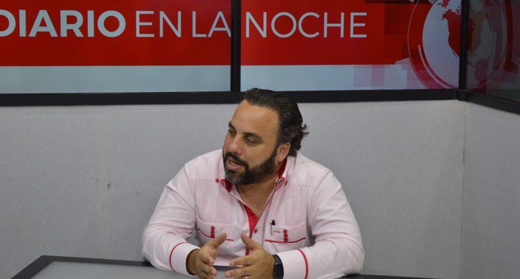Dirigente Julio Peña Guzman: PRM critica lo malo y propone soluciones