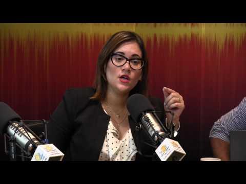 Elizabeth Mateo informa reunión #PRM con la corriente por el rescate del PRD y conclusiones Comisión  Política