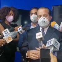 Video: Presidente @PRM_Oficial @JosePaliza informa las decisiones tomadas por la Dirección Ejecutiva 23/09/2020
