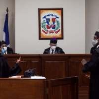 @PoderJudicialRD abrirá a totalidad los tribunales a partir del 1 de octubre