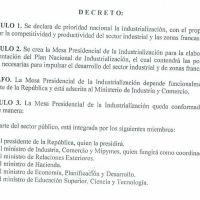 Decreto 588-20 emitido por el Presidente @LuisAbinader @PRM_Oficial
