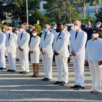@FGarciaFermin asiste a los actos de celebración del 482 aniversario de la UASD