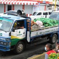 @AgriculturaRD: Gobierno @LuisAbinader inicia plan para reducir precios de  #canastabásica