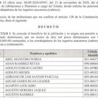 Decreto 692-20 emitido por el Presidente @LuisAbinader @PRM_Oficial