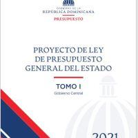 Ley 237-20: Presupuesto General del Estado 2021
