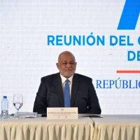 Ministro de Educación, @RobertoFulcar @PRM_Oficial asume la presidencia @EspacioOEI