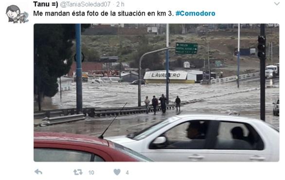 comodoro inundado 3